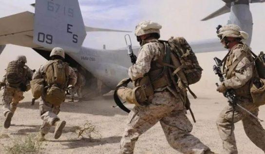 US Coalition, SDF launch new operation along Syrian-Iraqi border