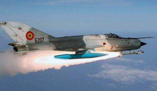 Syrian warplanes launch first strikes over terrorists mountain bastion