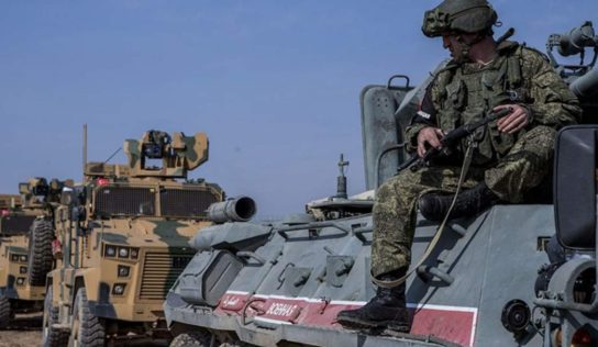 Russian , Turkish Forces Achieve 'Breakthrough ' During 16th Joint Patrol In Syria's GREATER IDLIB