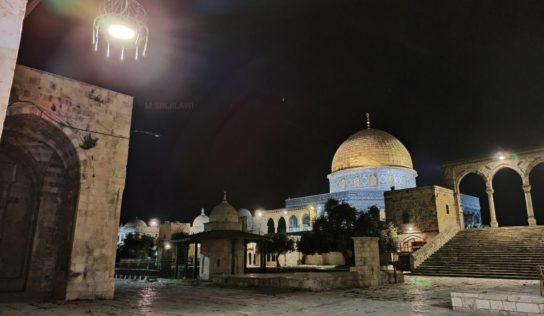 Prayers Resume at Al-Aqsa Mosque in Jerusalem After COVID-19 Closure