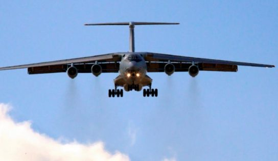 US military aircraft spotted near Russia's main base in Syria