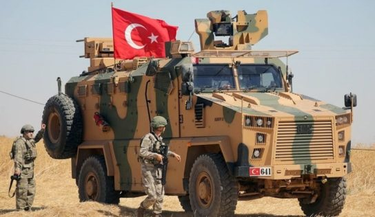 Turkey Launches New Military Operation Against PKK in Northern Iraq