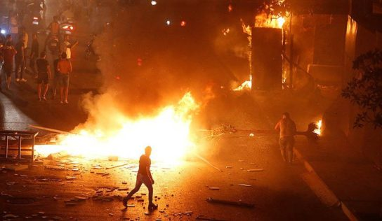 Clashes Between Army, Protesters in Northern Lebanon Injure Nearly 80 People, Reports Suggest
