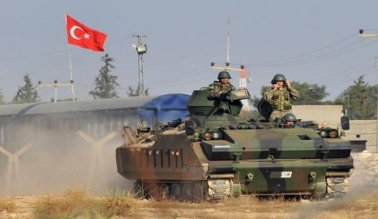 Turkey planning to set up 2 permanent military bases in Libya: Turkish daily