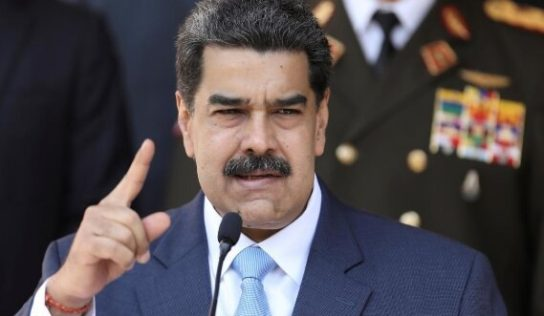 Trump Would Only Meet With Venezuela's Maduro to Discuss His 'Peaceful Exit From Power'
