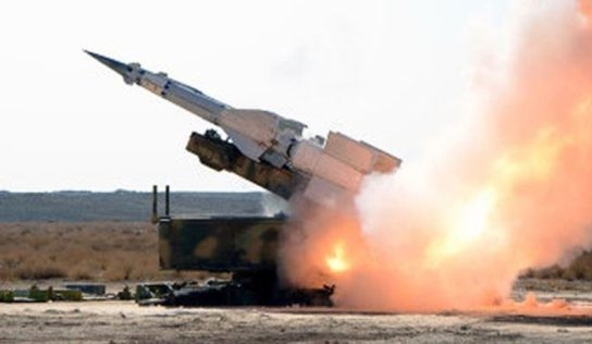 Joint Russian-Syrian air defenses downed jihadist drones attacking their largest base in Syria