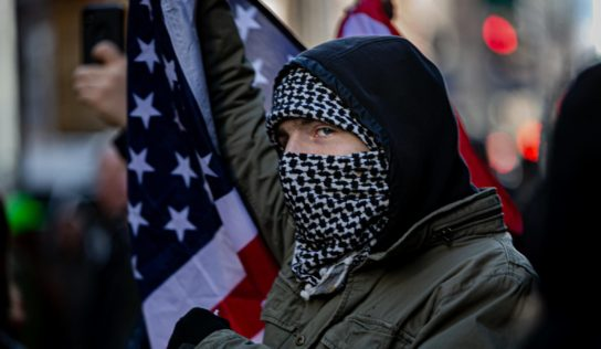 Antifa and the Muslim Brotherhood