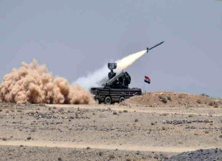 Syrian air defenses thwart Israeli airstrike on Hama