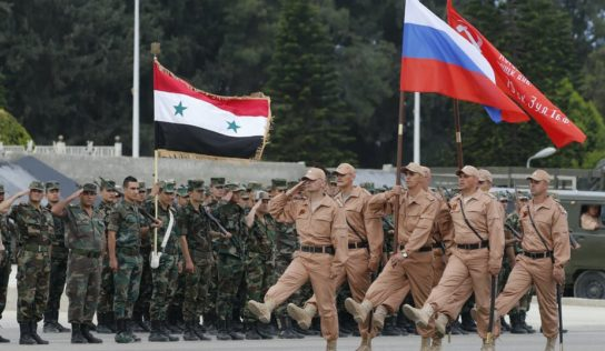 Russian Military to Establish Large Base in Syria's PALMYRA – Report