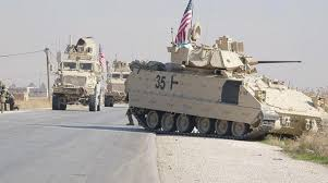 US forces intercept Russian military convoy in northeast Syria