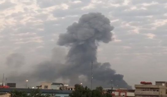 New explosion hits central Iran as month of mysterious blasts continue