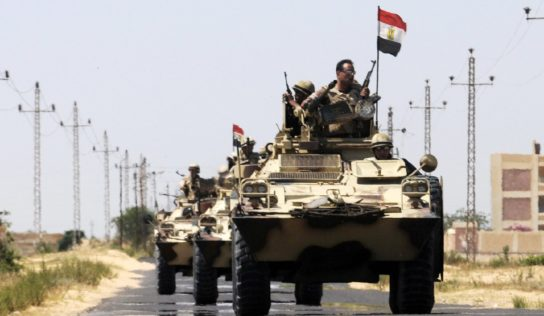 Egyptian military began preparations for major operation in Libya