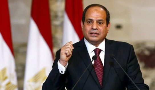Egypt has the strongest army in the region and it can change the battle in Libya quickly: Sisi