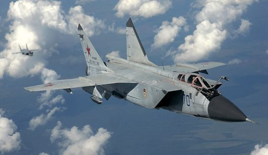 Russian Air Force intercepts Norwegian aircraft for 2nd time last 48 hours