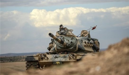 Turkey signs military cooperation agreement with Libya's neighbor