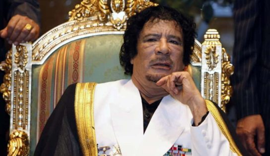 The Reasons for Qaddafi's Overthrow