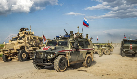 The US and Russia collide, while Syrian tribes call for US withdrawal