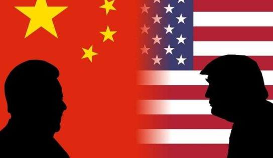 A new star wars looming between china and the United States