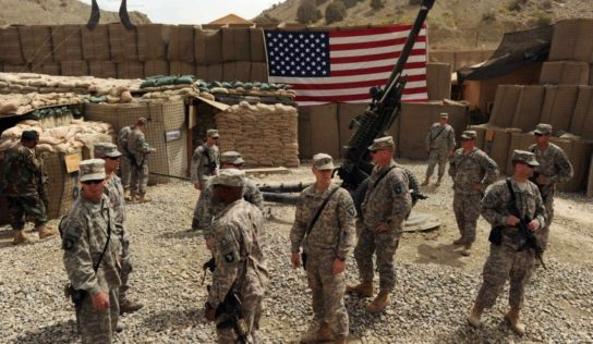Pentagon announces plan to cut troop numbers in Afghanistan to less than 5,000