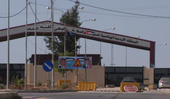 Jordan to close border with Syria amid spike in coronavirus cases