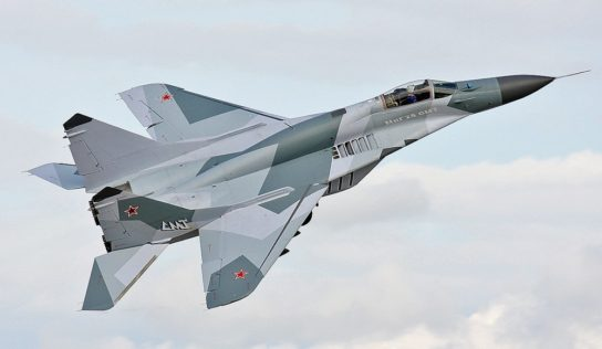Iraq considers buying large batch of Russian MiG-29 jets to replace F-16s