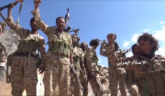 Ansarallah forces score major victory as they close in on key Yemeni city