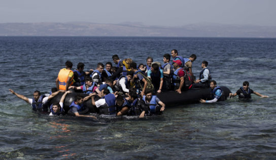 Lebanese migrants drown in the sea near Cyprus as their country faces complete collapse