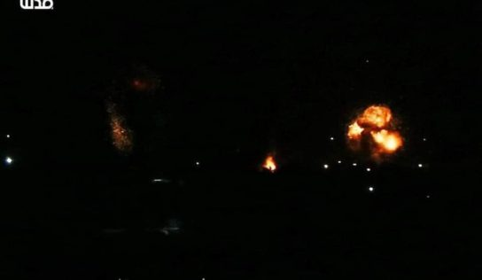 Saudi airbase, Aramco oil facility targeted in fresh Yemeni retaliatory drone strikes