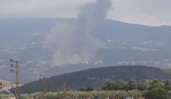 Massive explosion rocks southern Lebanon: reports