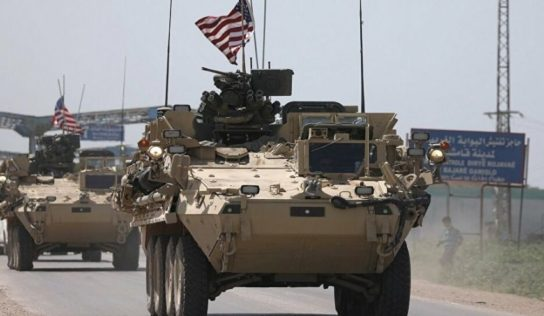 US-led Coalition targeted by roadside bombing in southeast Iraq