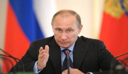 Putin says Russia had to create Hypersonic Weapons after US' pullout from ABM Treaty