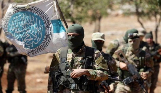 Turkey transported over 300 Syrian rebels to Azerbaijan
