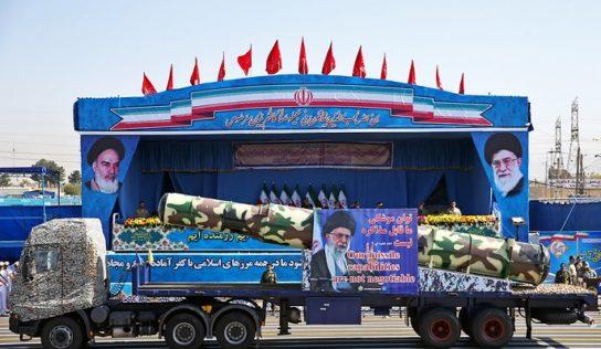 Iran unveils new ballistic missile with 700km range