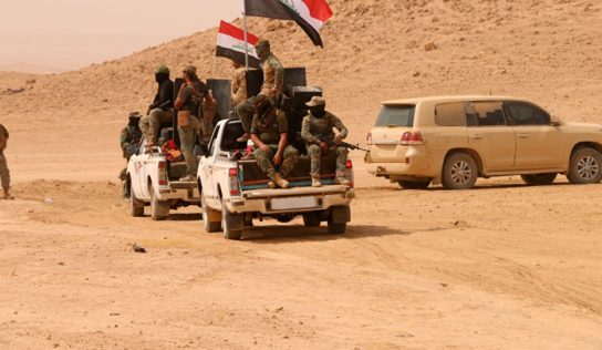 Iraqi security forces destroy 2 tunnels belonging to ISIS