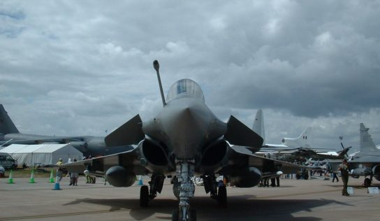 Greece to buy 18 Rafale jets and 4 new French frigates