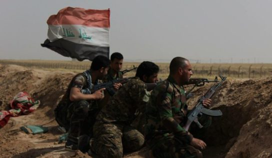 Senior IS finance provider killed during Anti-Terrorist Operation in Western Iraq