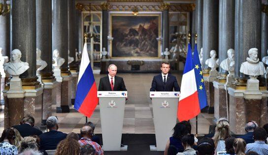 Putin and Macron discuss Libyan conflict during phone conversation