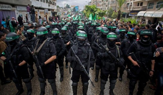 Hamas: 'We found a valuable treasure in the Gaza Sea'