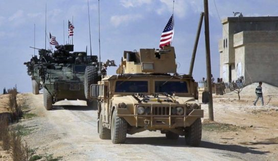 Greece and US hold military exercise near Turkish border