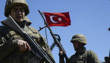 Turkey launches major operations near Syrian border