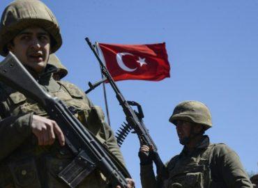 Turkey launches major operations near Syrian border
