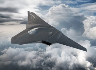 US tests new secret weapon – Fighter Jet of the sixth generation
