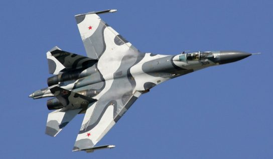 Russian warplanes scramble to intercept US strategic bombers