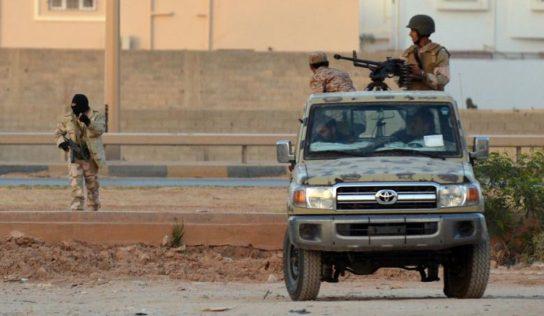 Libyan Army kills emir of ISIS in southern Libya