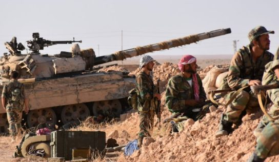 Syrian tribe attack US-backed forces in eastern Deir Ezzor