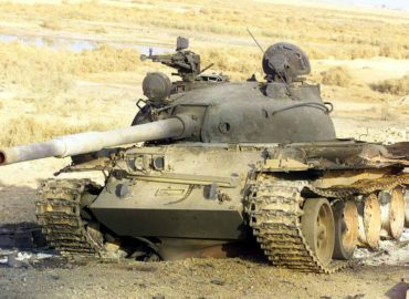 Iraqi military to potentially revive T-62 tanks