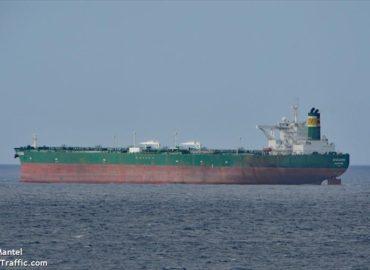 Largest Venezuelan oil tanker now flying Russian flag