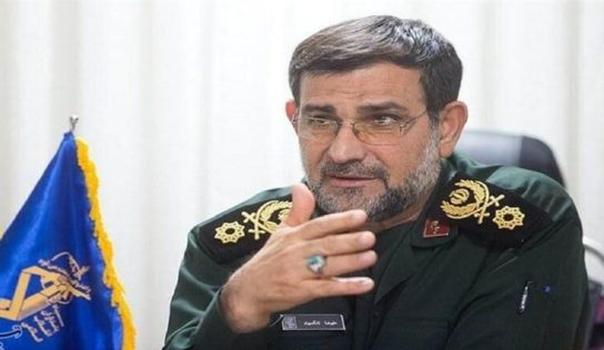 Israel's coming to Gulf region poses threat: IRGC Navy commander