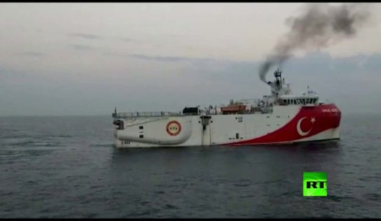 Turkish deescalation reports false, challenges Greece in the Mediterranean Sea again