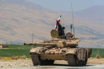 Iran to improve Syria's defenses: army spox